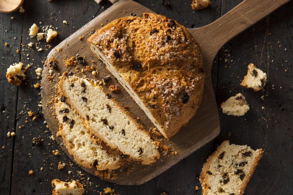 20 Minute Paleo Irish Soda Bread