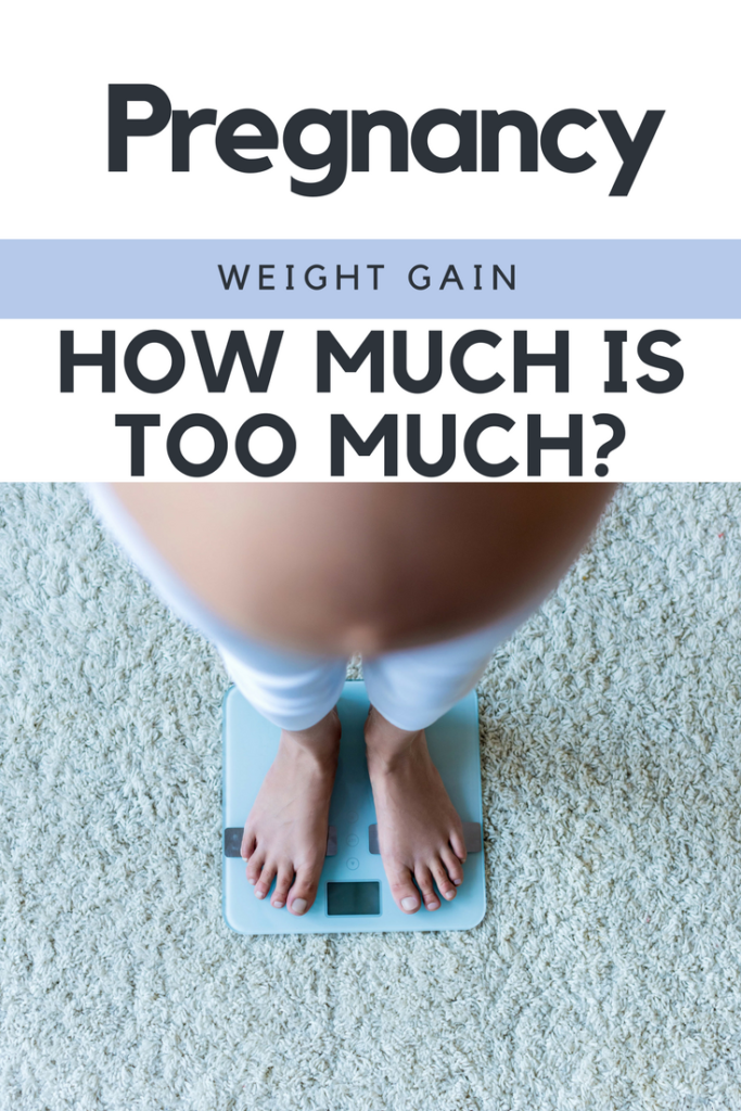 Pregnancy and Weight Gain: How much is too much?
