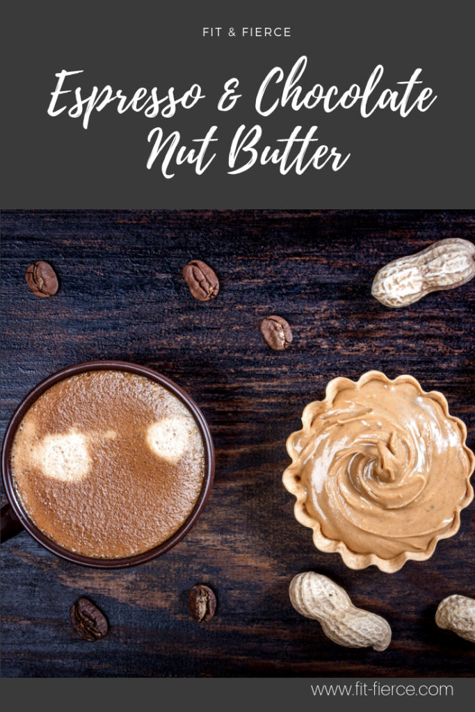 Espresso & Chocolate Nut Butter